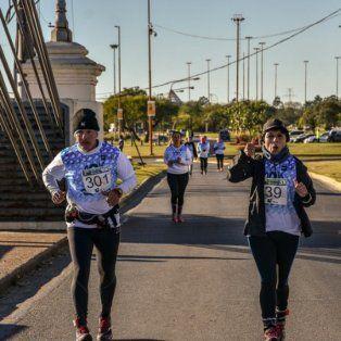 juan barrera y andrea lazzarini ganaron el maraton fucac