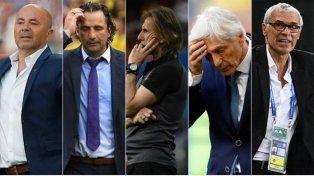 Tras la primera vuelta, a los técnicos argentinos no le fue para nada bien