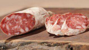 prohibieron una conocida marca de salamin picado grueso