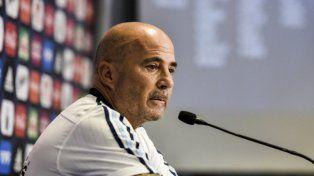Sampaoli: El Mundial está siendo complicado para todos