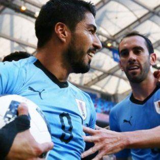 con mucho sufrimiento, uruguay se metio en los octavos de final