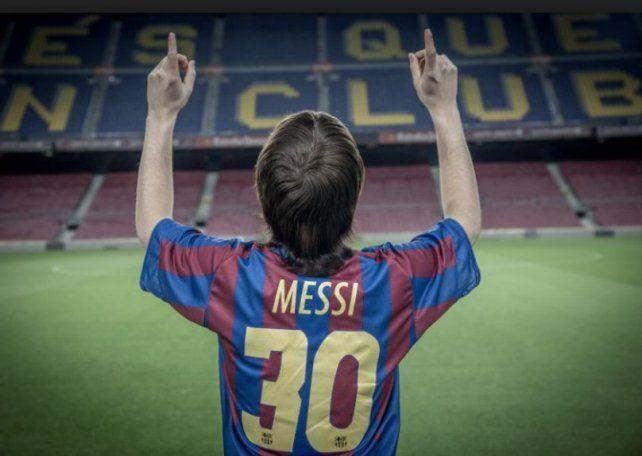 Llega el documental de Alex de la Iglesia sobre Messi a la pantalla chica