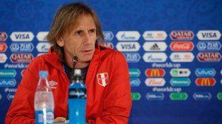 Perú saldrá a ganar por más que Francia sea el favorito
