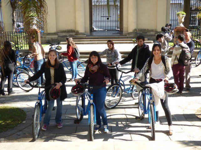La UNL entregará 40 becas de bicicleta