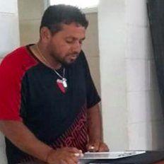 Imputaron a dos personas por el crimen del técnico de fútbol femenino de Colón