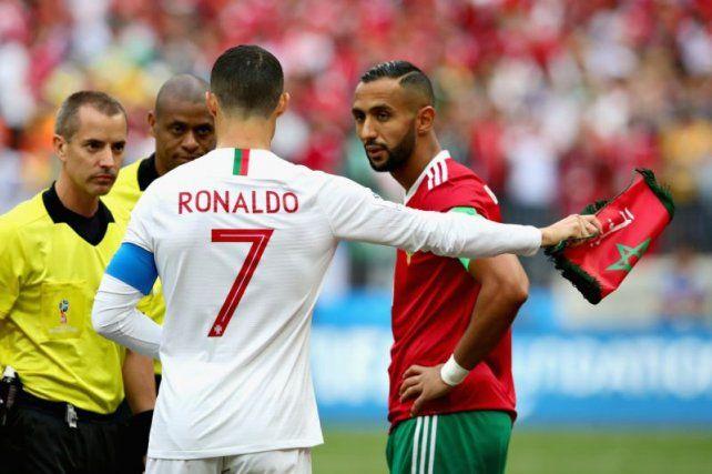 La FIFA desmintió una acusación contra el juez de Portugal-Marruecos