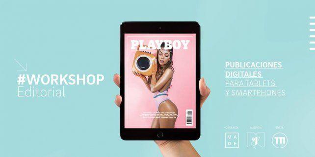 Workshop intensivo para crear revistas y publicaciones interactivas para móviles