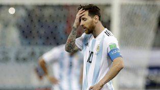 ¿que deberia ocurrir para que argentina se clasifique a octavos de final?