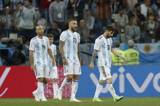 Argentina sufrió una paliza y quedó al borde de un papelón histórico