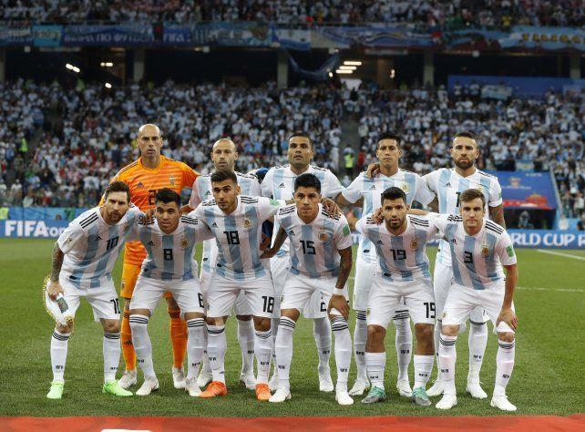 El uno por uno de la dura derrota de Argentina en el Mundial