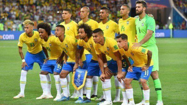 Brasil repite equipo buscando su primera victoria