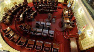 Vacía. La oposición fue al recinto pero la Asamblea Legislativa terminó fracasando por falta de quórum.