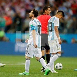¿que tiene que pasar para que argentina se meta en los octavos de final?