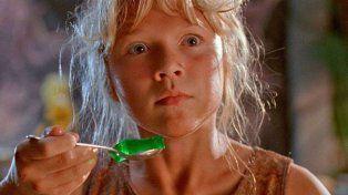 Cómo está hoy la nena de la primera Jurassic Park