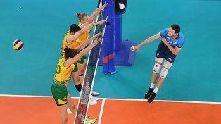 argentina le gano a australia por la nations league