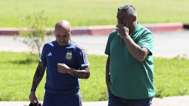 Tapia salió a respaldar a Sampaoli