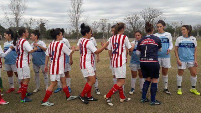 El Tate gritó campeón en el Apertura de fútbol femenino
