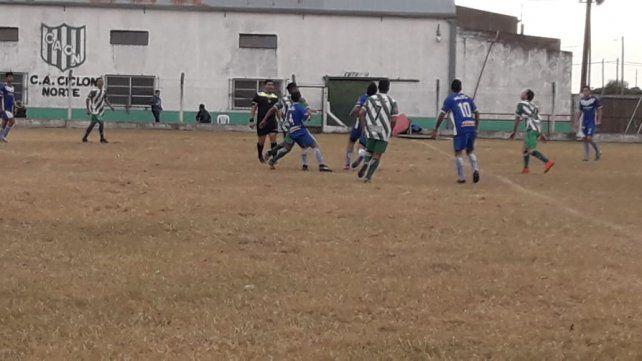 Independiente alcanzó a Las Flores en la punta del campeonato