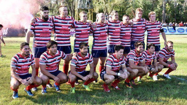 Santa Fe Rugby ganó un partido clave