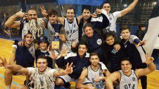 Gimnasia y Esgrima se consagró campeón del Torneo Dos Orillas