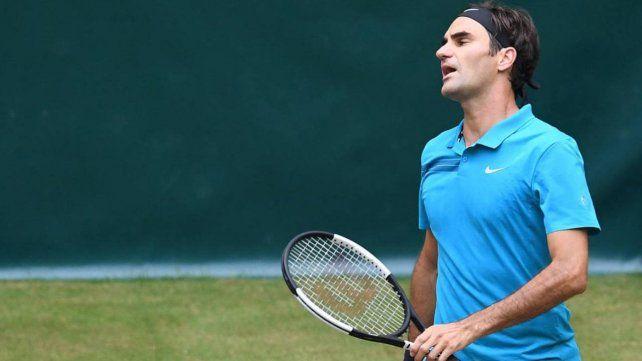 Una derrota que dejó a Federer sin el número 1