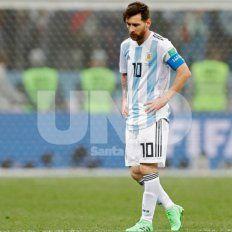 La carta del hijo de un exjugador de Colón a Messi