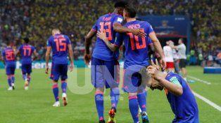 Colombia bailó a Polonia y ahora jugará una verdadera final ante Senegal