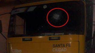 Desconocidos atacaron un camión de la empresa Cliba