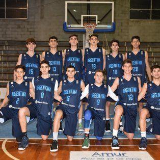 presentan el mundial u17 de basquet