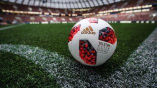 En los octavos de final habrá nueva pelota en el Mundial