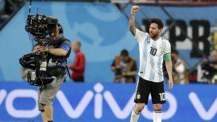 Messi: Sabía que Dios está con nosotros