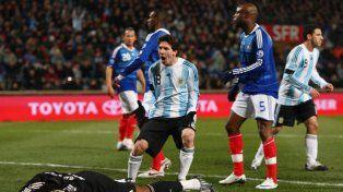 Los antecedentes de Argentina y Francia en los mundiales