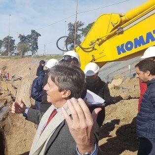 Impacto. La obra beneficiará directamente a 60 mil personas e indirectamente a 80 mil.