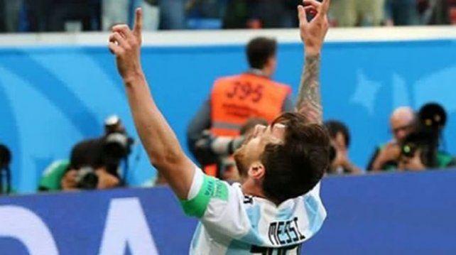 ¡Me explota el corazón! El mensaje sin casete de Leo Messi