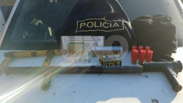 Un policía y dos familiares presos por amenazas y daños a una vecina