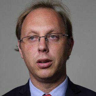 Informe. El ministro de Economía, Gonzalo Saglione, envió a Nación un detalle de lo adeudado.