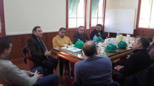 La provincia analizó la situación laboral de la empresa Ferrovías de Laguna Paiva