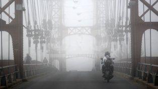 Santa Fe amaneció cubierta de niebla, ¿hasta cuándo durará?