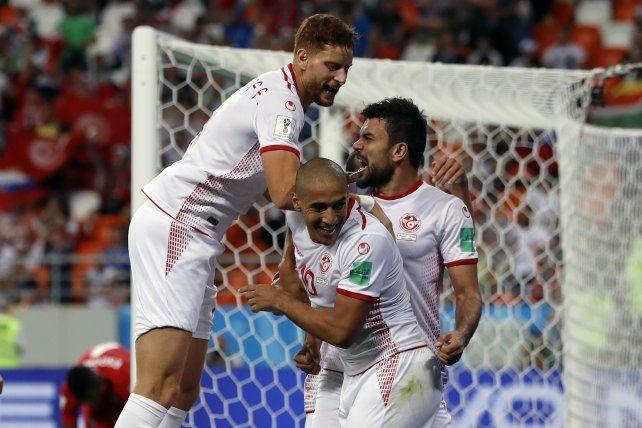 Túnez lo dio vuelta y le ganó el duelo de eliminados a Panamá