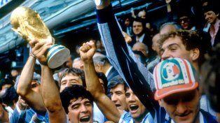 Se cumplen 32 años del Mundial que Argentina ganó en México