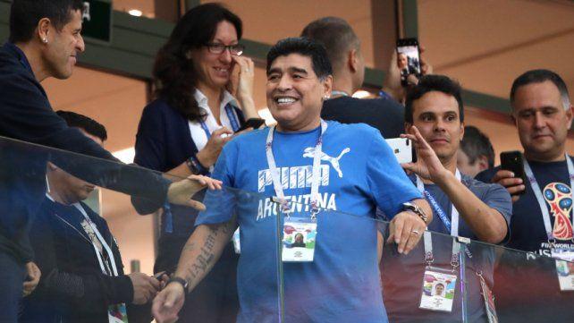 Maradona: Ahora hay que salir a atacar