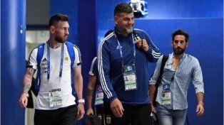 Argentina perdió ante Francia y se despidió del Mundial con una pálida imagen