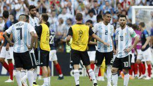 El uno x uno de una dolorosa eliminación en la Copa del Mundo