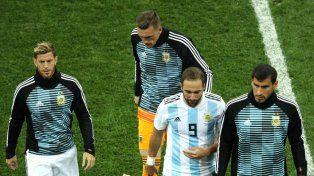 Ansaldi, Lo Celso y Guzmán, los relegados de la Selección en Rusia 2018