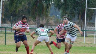 Santa Fe Rugby pagó caro sus equivocaciones
