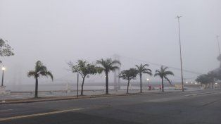 ¿Lloverá hoy o es solo neblina?