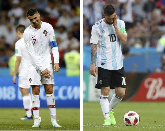 El día que el Mundial se quedó sin sus dos máximas estrellas