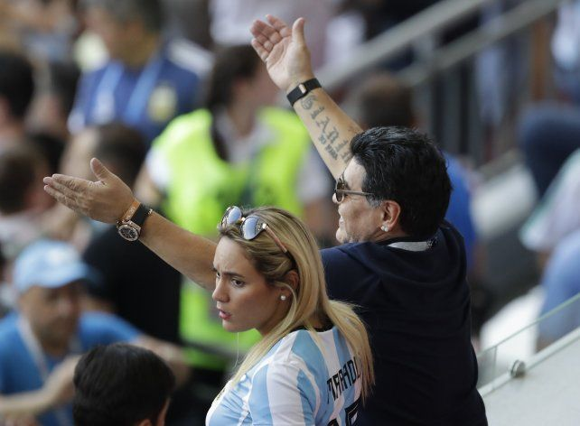 Maradona: Argentina sin Messi es un equipito más