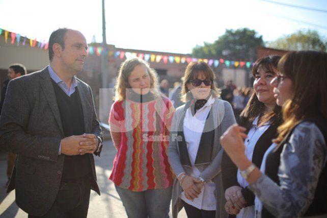 Con trabajo en equipo de municipio y Nación, el norte suma calles de hormigón