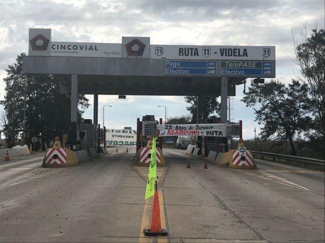 Ruta 11: sin concesión, Vialidad Nacional llama a licitación para tareas de mantenimiento